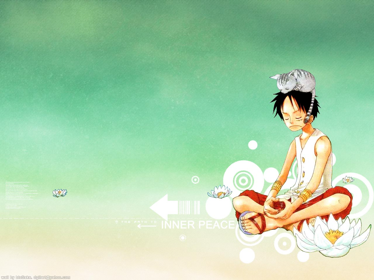 monkey d  luffy - one piece - wallpaper  45119