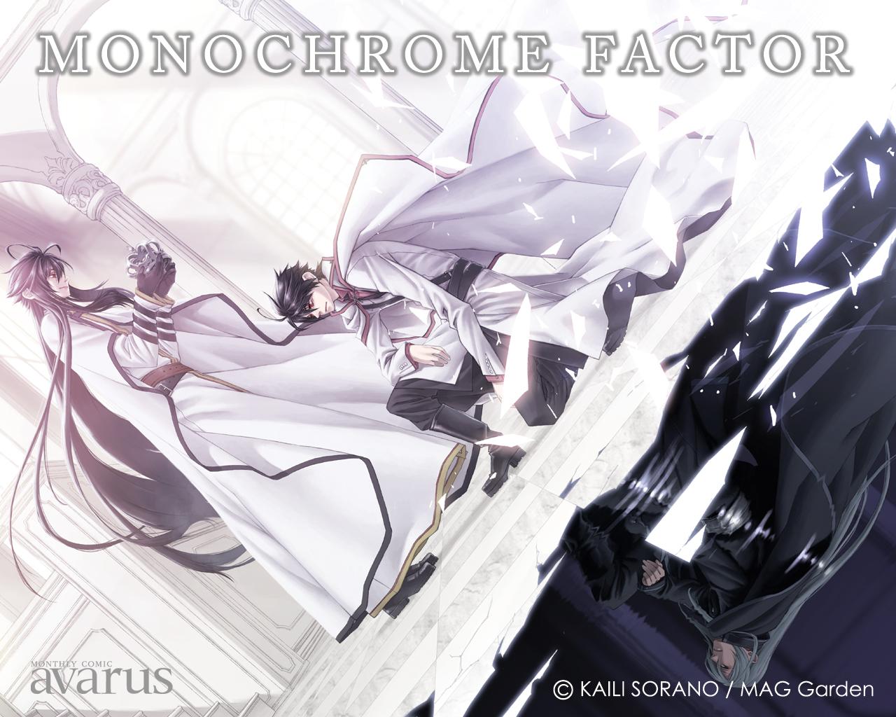 Monochrome Factor Akira Nikaido: Monochrome Factor/#617767