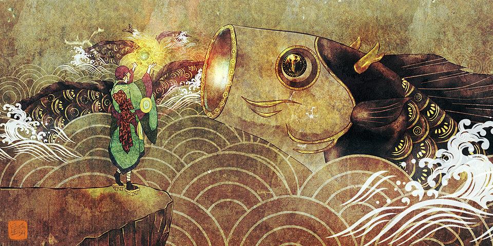 Mononoke 50742 zerochan - Mononoke anime wallpaper ...