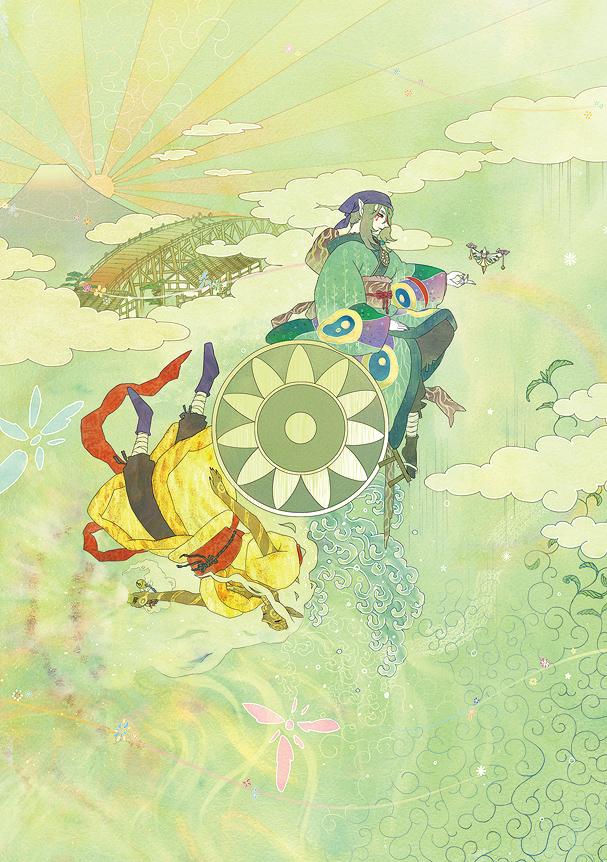 Mononoke Mobile Wallpaper 571409 Zerochan Anime Image Board
