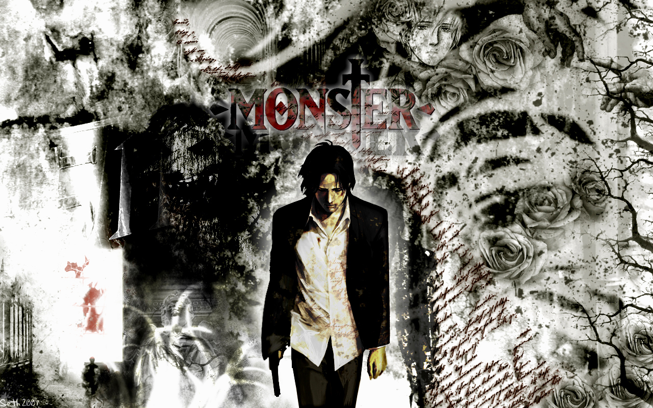 Image result for Monster anime