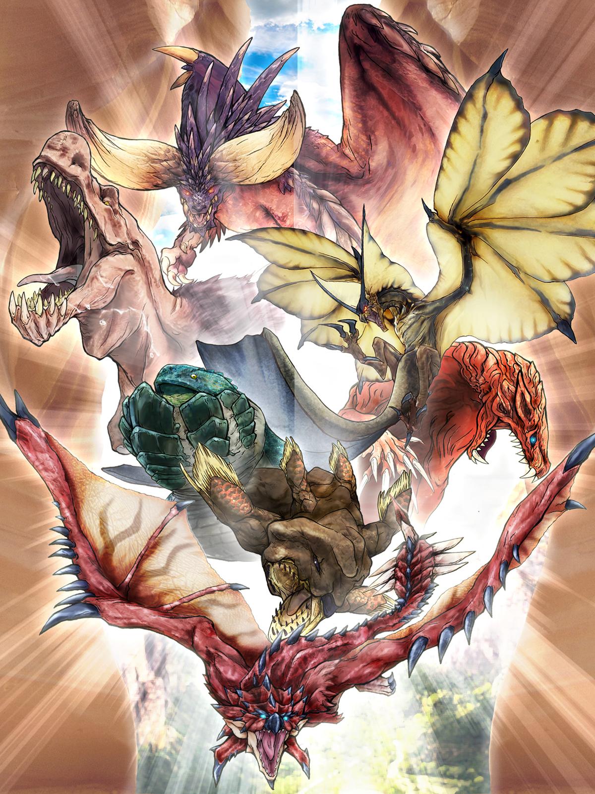 Monster Hunter World Image 2261855 Zerochan Anime Image Board