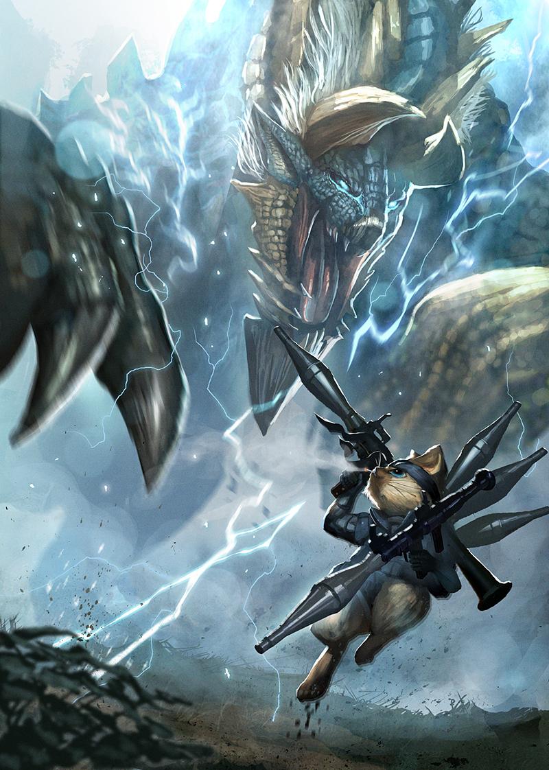Monster Hunter Series Mobile Wallpaper Zerochan Anime Image Board