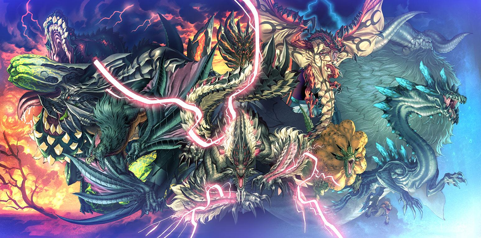 Monster Hunter Third Generation Zerochan Anime Image Board