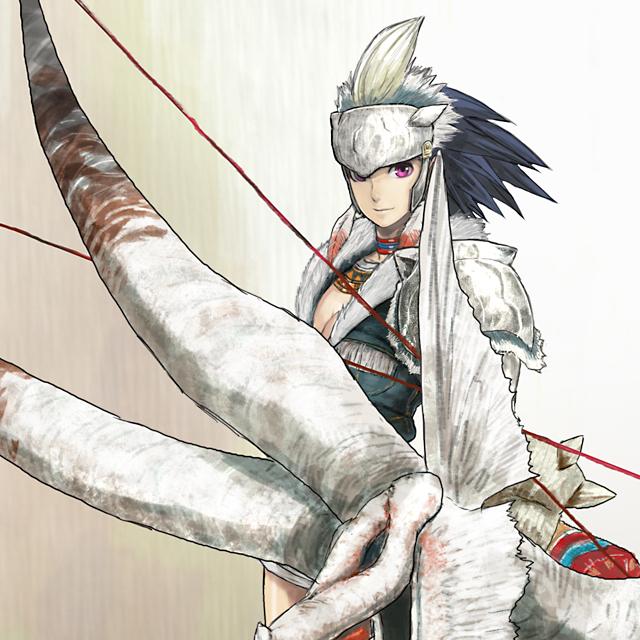 Tags: Anime, Monster Hunter: Third Generation, Monster Hunter Frontier, Monster Hunter Series