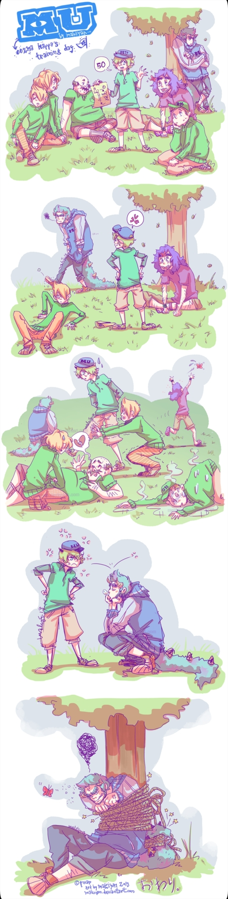 Scott Squishy Squibbles Monsters University Zerochan Anime Image Board