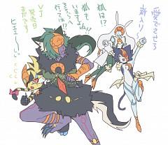 Moonlight (Yu-Gi-Oh! ARC-V)