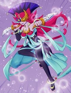 Moonlight Cat Dancer