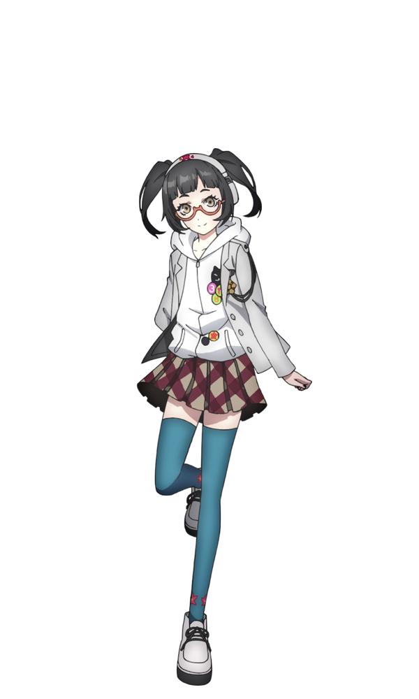 Tags: Anime, Tanabe Kenji, SATELIGHT, Caligula, Morita Naruko, Cover Image