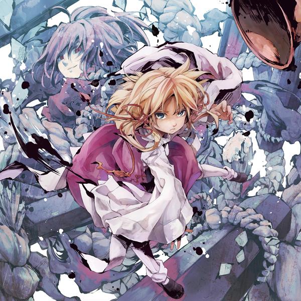 Tags: Anime, Dain, ALiCE'S EMOTiON, Touhou, Yasaka Kanako, Moriya Suwako, CD (Source), Overture | Suwa, Suwako Moriya