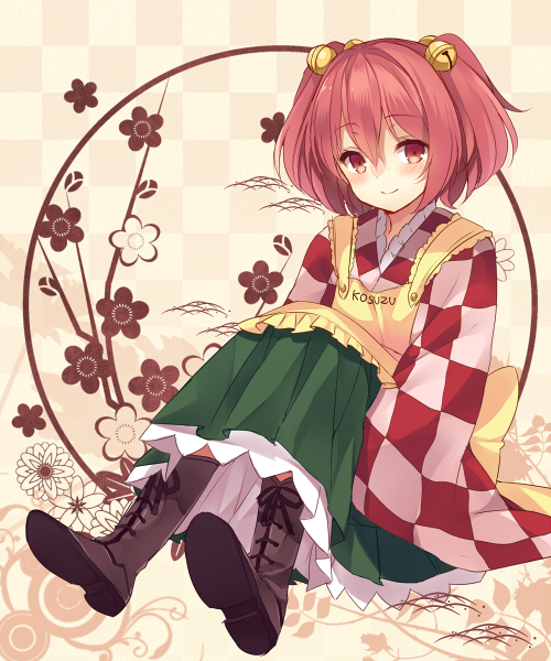 Tags: Anime, nagisa3710, Touhou, Motoori Kosuzu, Fanart, Kosuzu Motoori