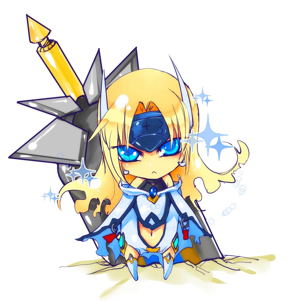 Mu-12 - BlazBlue - Zerochan Anime Image Board