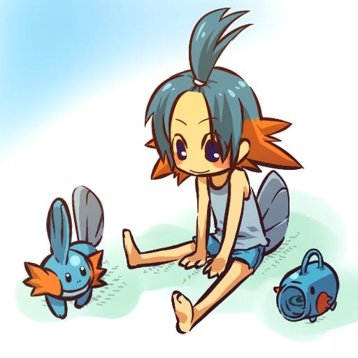 Tags: Anime, Hitec, Pokémon, Mudkip, Incense Burner