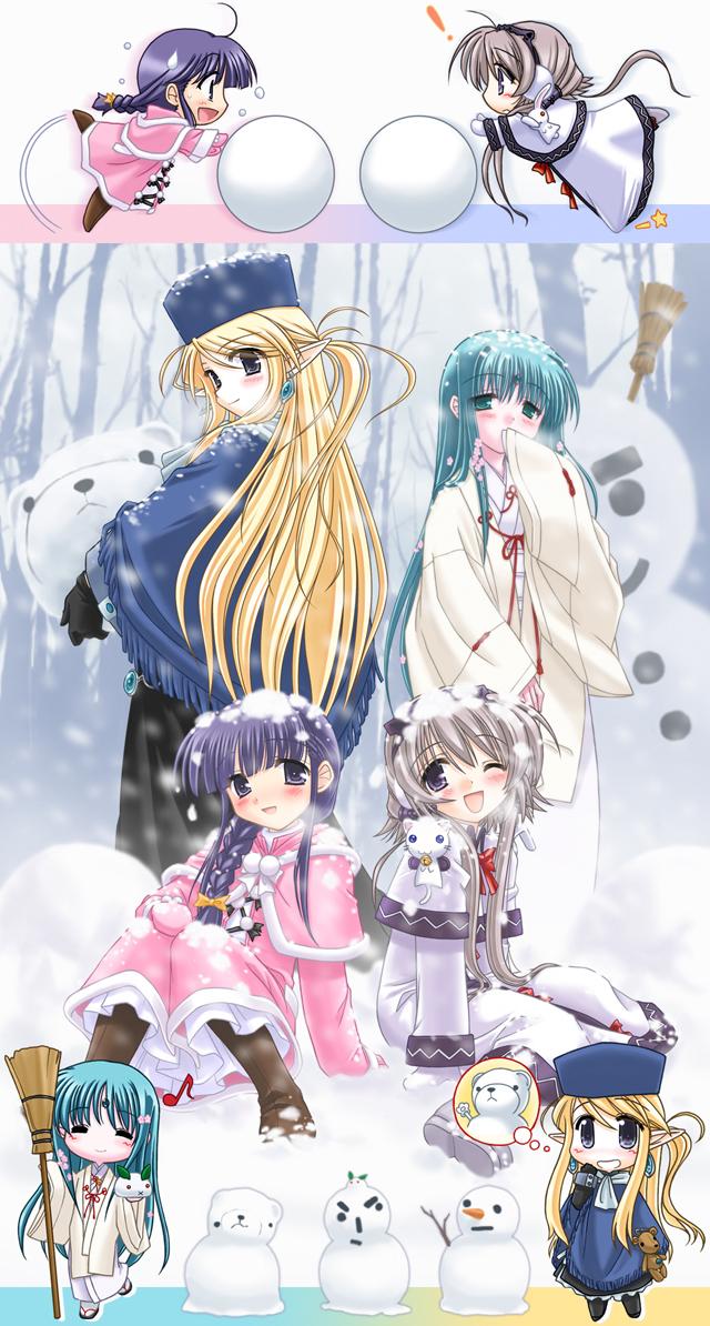Tags: Anime, Mugen no Fantasia, Original, Mugen no Fantasia Race: Driadd, Infinite Fantasia