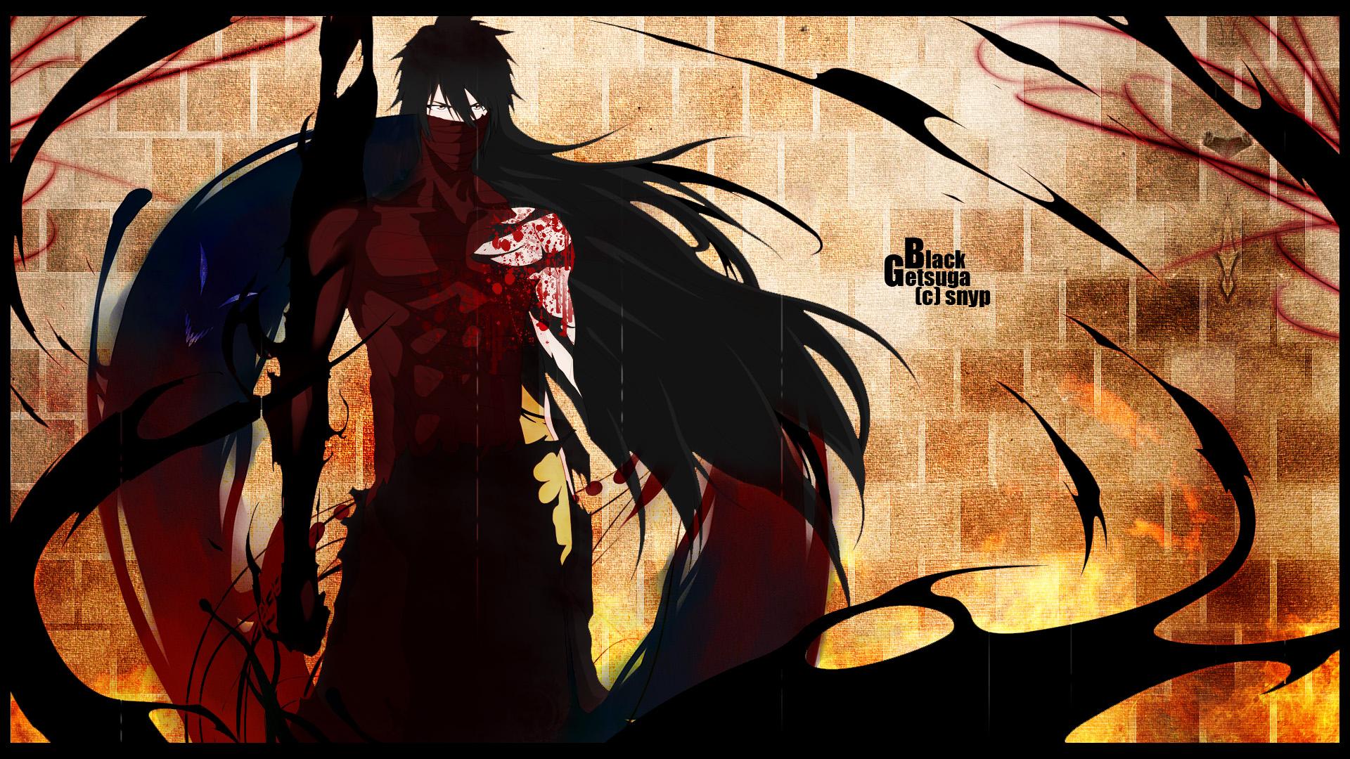 Tags Anime BLEACH Kurosaki Ichigo Mugetsu Facebook Cover