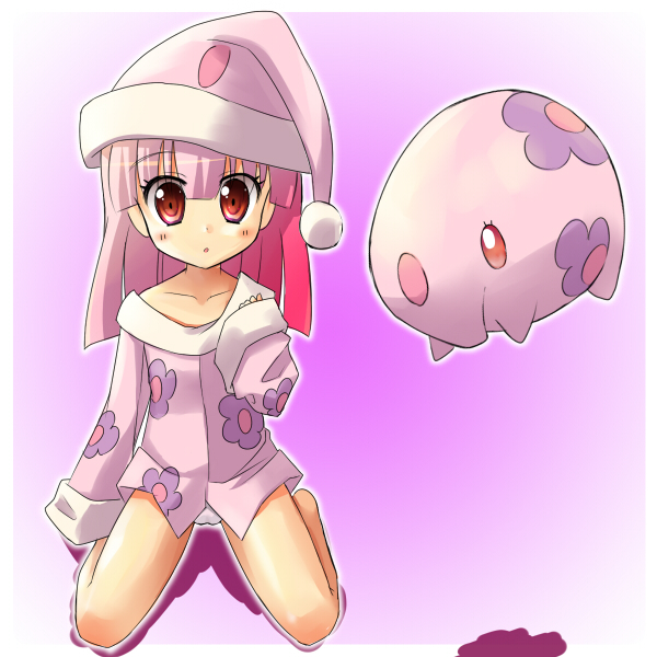Tags: Anime, Tenjou Ryuka, Pokémon, Munna, Pixiv