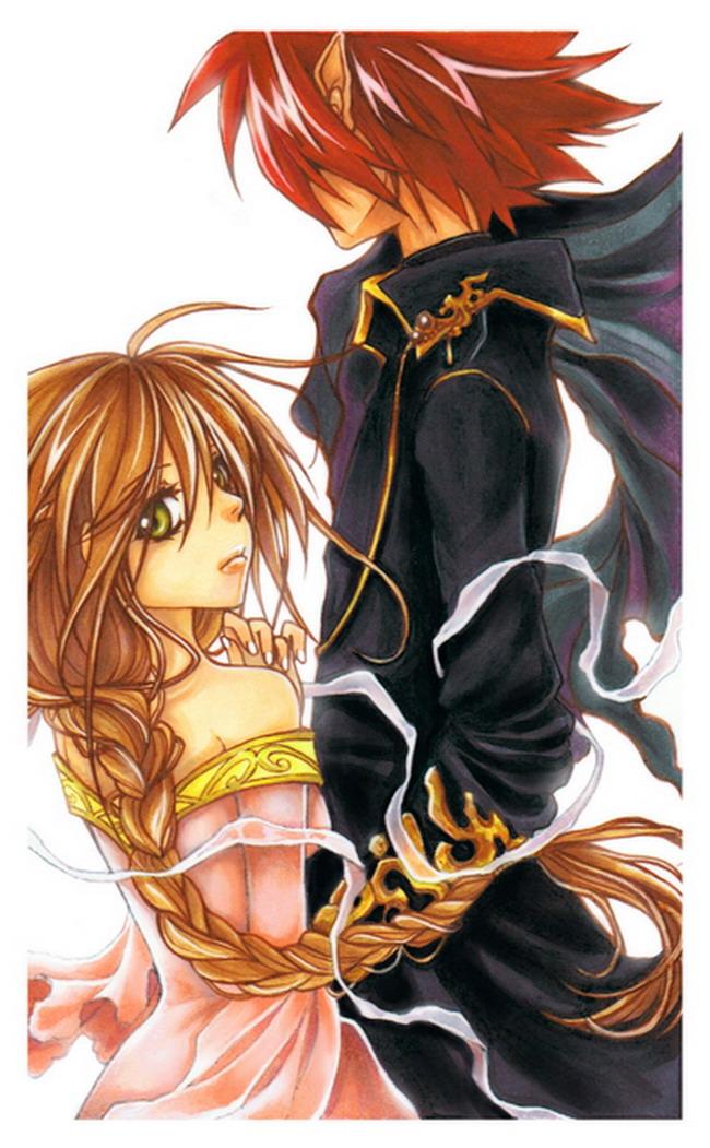 Tags: Anime, Hanesihiko, Munto, Munto (Character), Hidaka Yumemi, Upscale