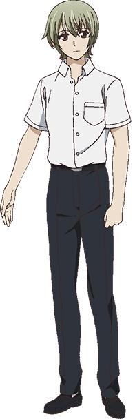 Tags: Anime, Karasu Hiroaki, ARMS (Studio), Gokukoku no Brynhildr, Murakami Ryouta, Cover Image, Official Art