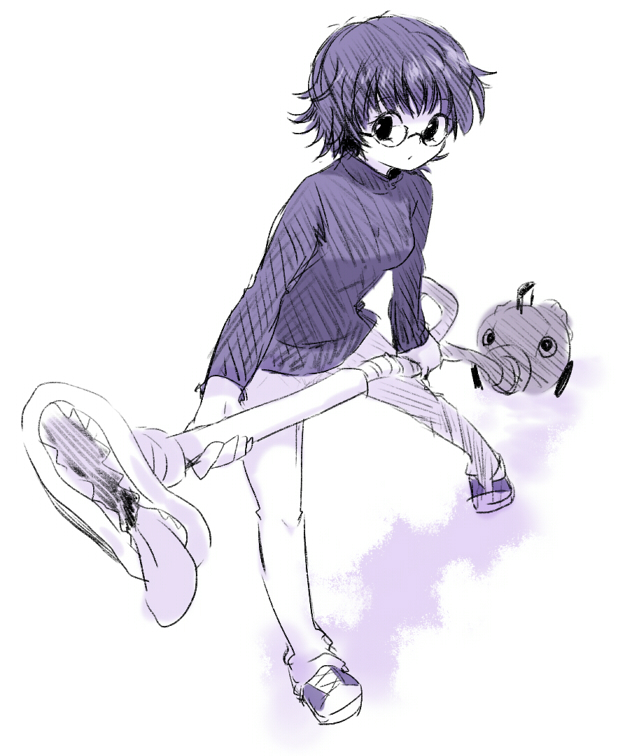 Tags: Anime, Uncle Ri Kodama, Hunter x Hunter, Murasaki Shizuku, Vacuum, Deme-chan, Fanart