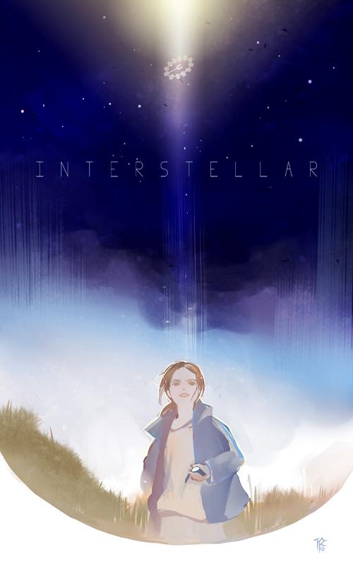 Tags: Anime, Gtako (Artist), Interstellar (Movie), Murphy Cooper
