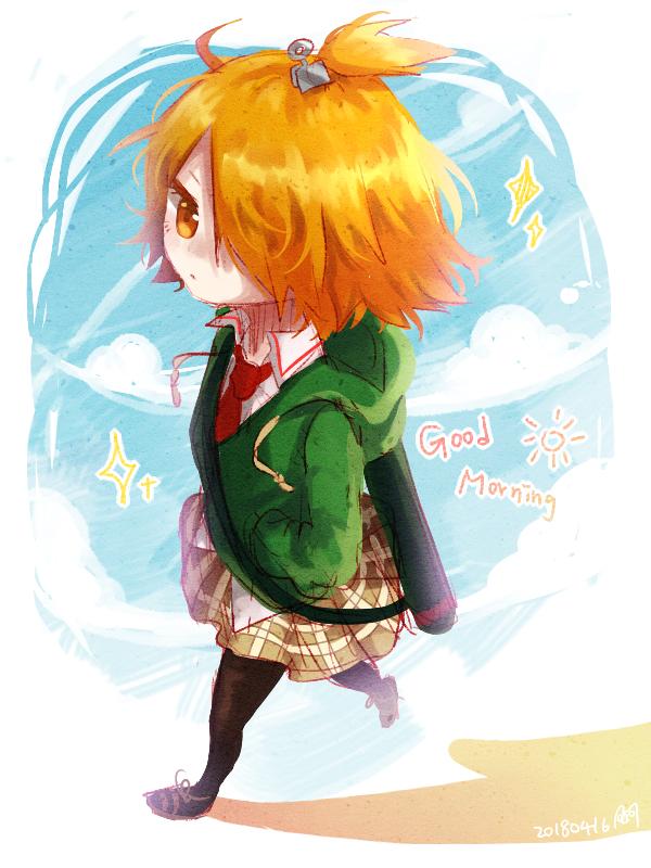 Tags: Anime, Pixiv Id 3829625, Cookie Run: OvenBreak, Mustard Cookie, Wallpaper, Fanart, Fanart From Pixiv, Pixiv