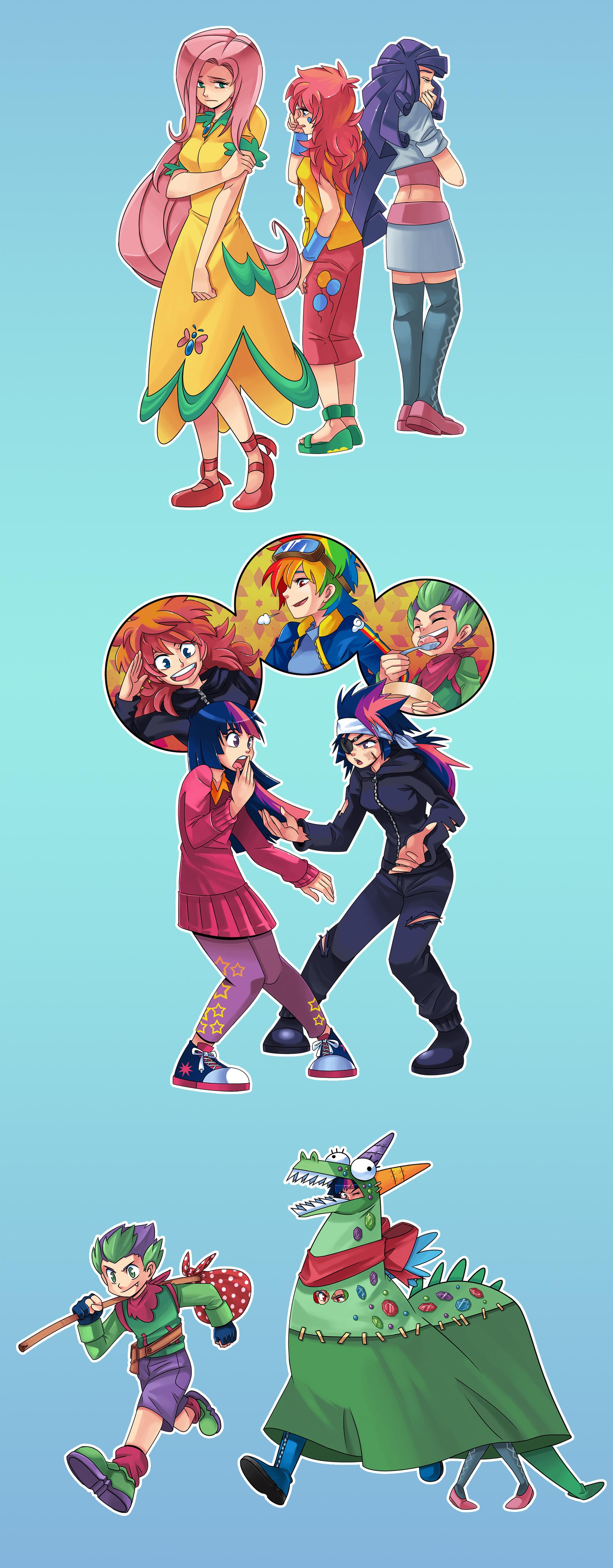 My Little Pony: Friendship Is Magic/#1045895 - Zerochan
