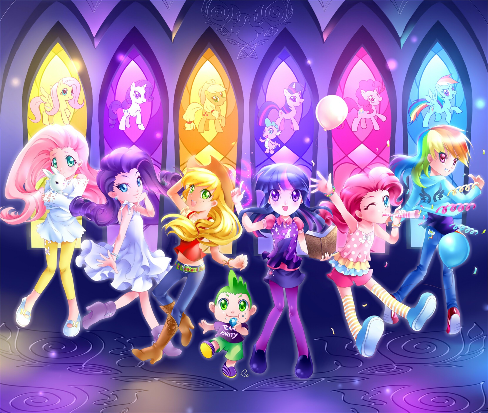 Kagomesarrow my little pony friendship is magic my little pony
