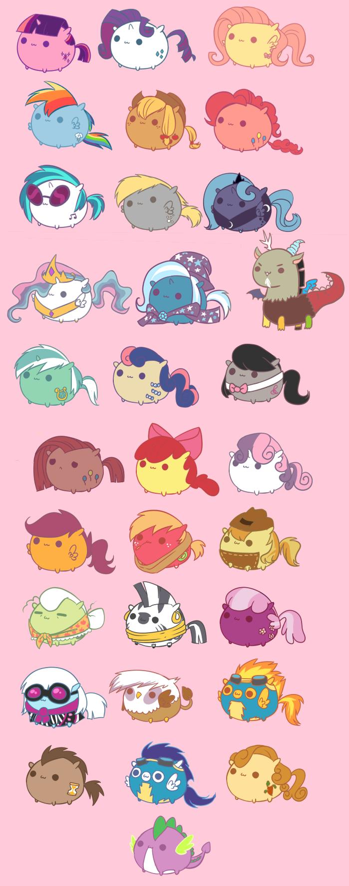 My little pony zerochan anime image board - My little pony en humain ...