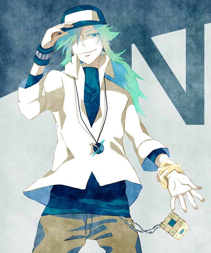 N Pokemon Image 233685 Zerochan Anime Image Board