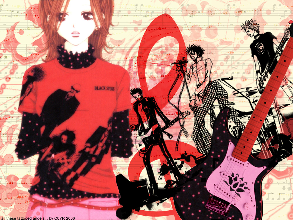 NANA (Series) - Yazawa Ai - Wallpaper #668417 - Zerochan Anime ...