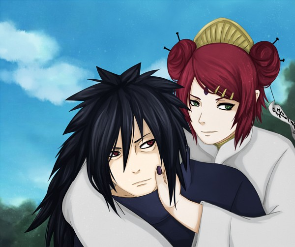madara and hashirama and mito - photo #11
