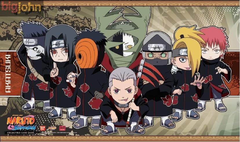 Naruto Chibi Akatsuki Naruto Page 3 Zerochan Anime Image Board