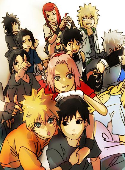 Tags: Anime, Tuna1812, NARUTO, Sai, Uchiha Itachi, Uchiha Sasuke, Uchiha Madara, Tsunade, Uzumaki Naruto, Haruno Sakura, Namikaze Minato, Hatake Kakashi, Yamato (NARUTO)