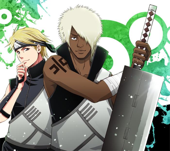 Darui | Naruto Wiki | Fandom powered by Wikia