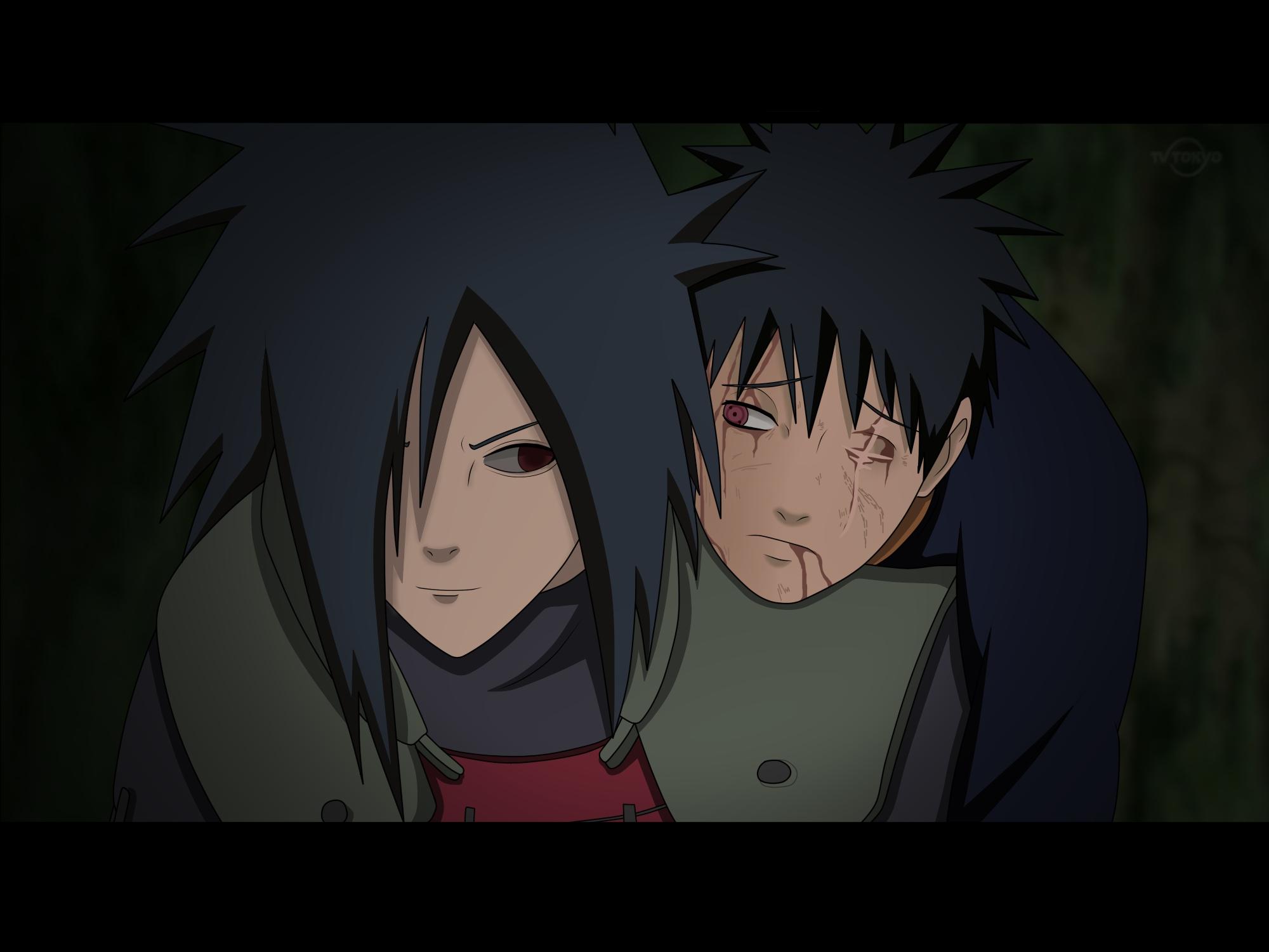 NARUTO/#1246979 - Zerochan Naruto Madara Sharingan