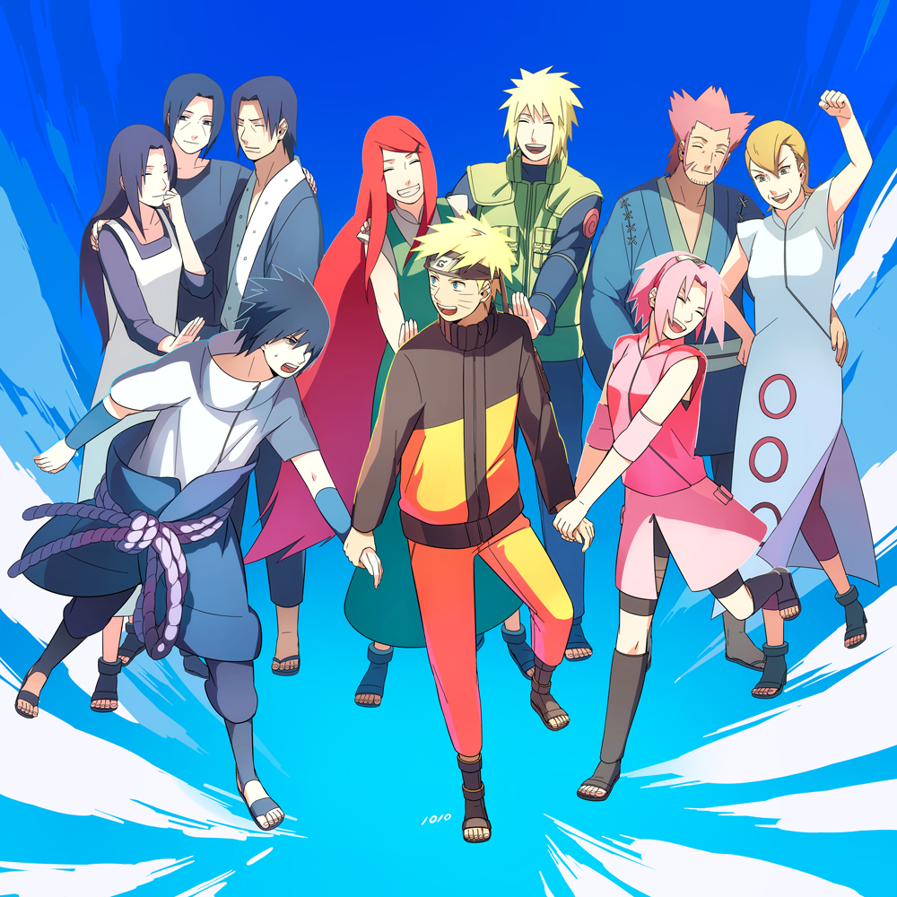 The Official Website for Naruto Shippuden