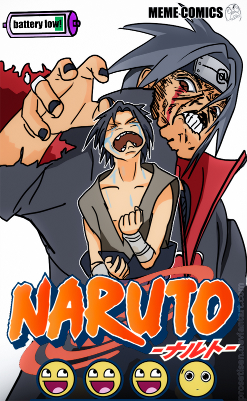 Tags anime naruto uchiha sasuke uchiha itachi humor low ponytail