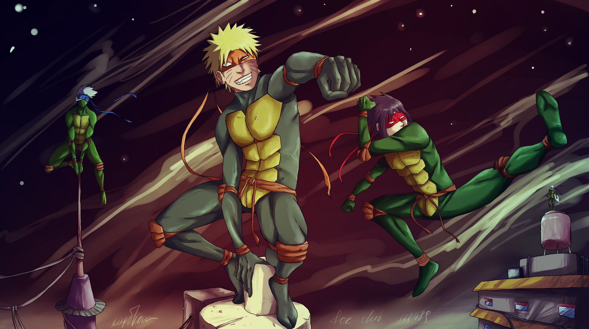 Teenage Mutant Ninja Turtles Cosplay Zerochan Anime Image Board