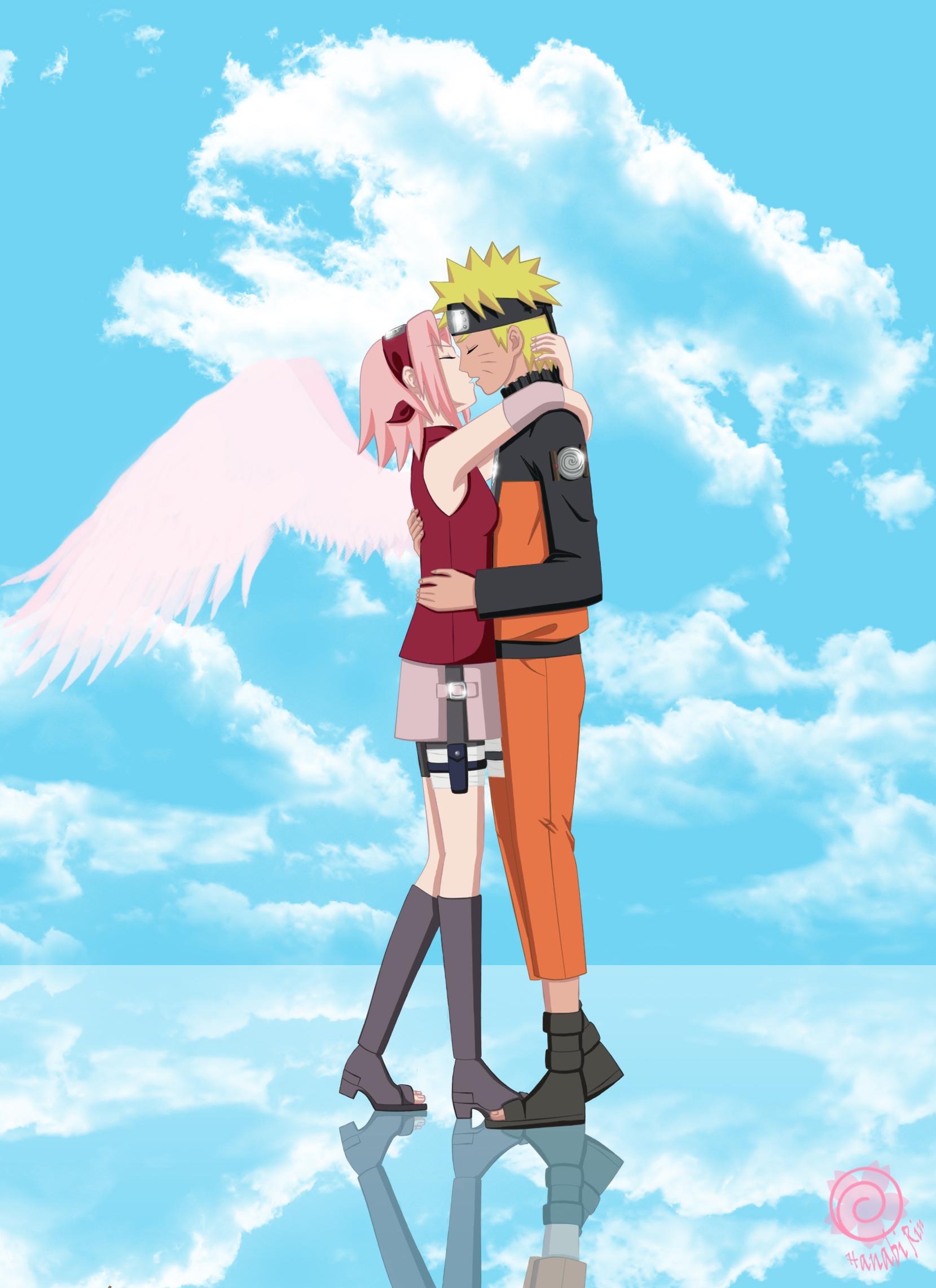 Video Naruto Kiss Sakura