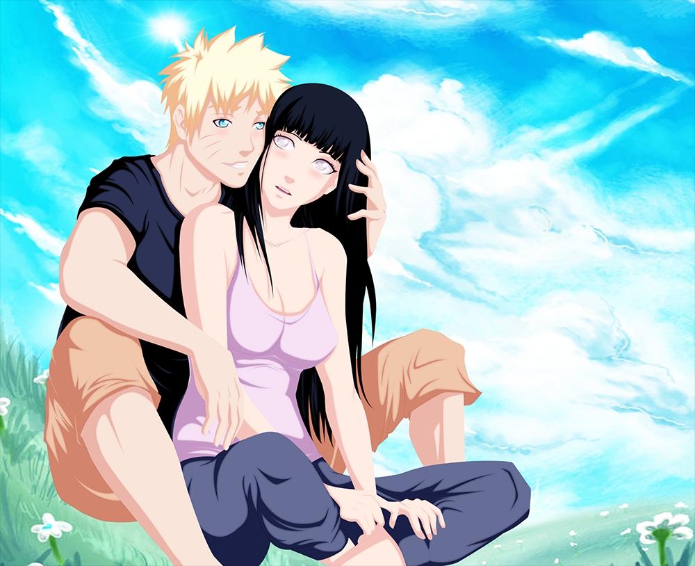 Must see Wallpaper Naruto Couple - NARUTO  Image_52448.jpg