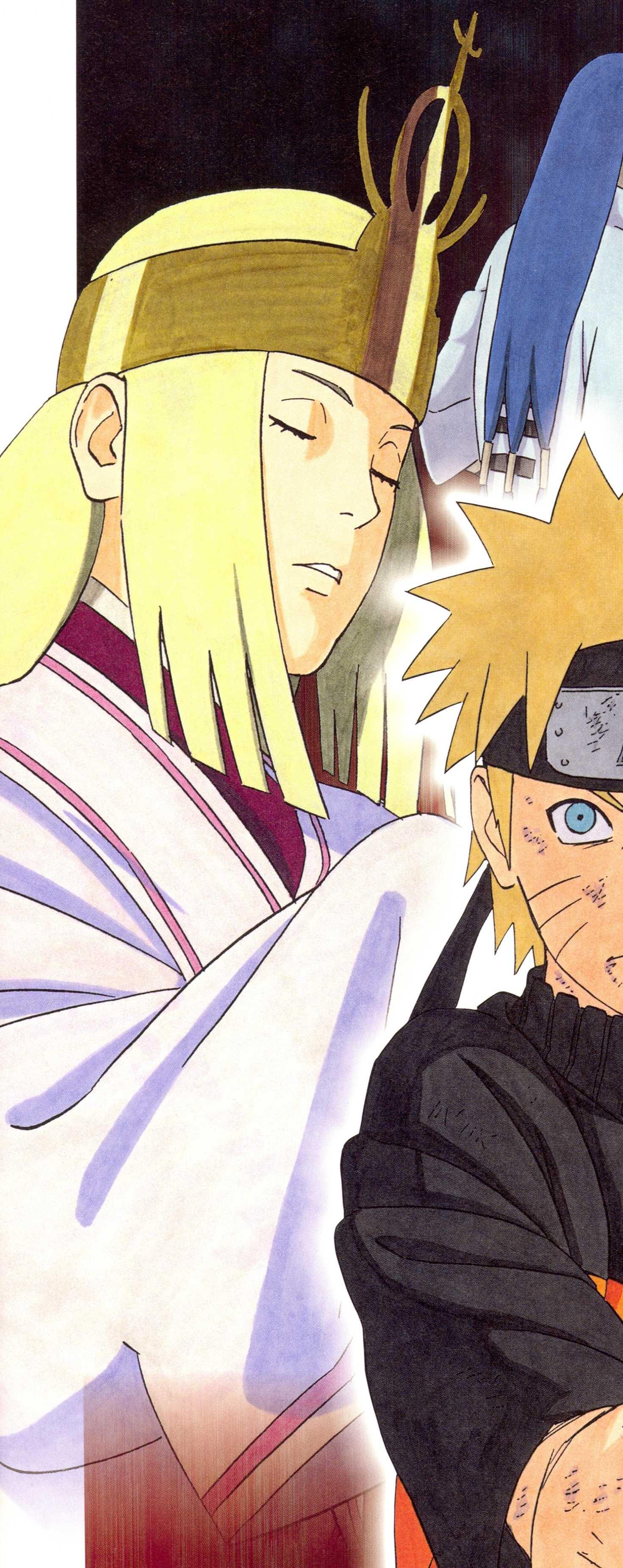 Naruto Shion