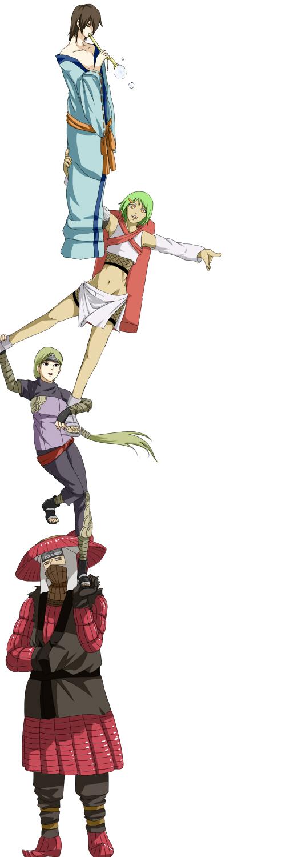 Nii Yugito - NARUTO - Zerochan Anime Image Board