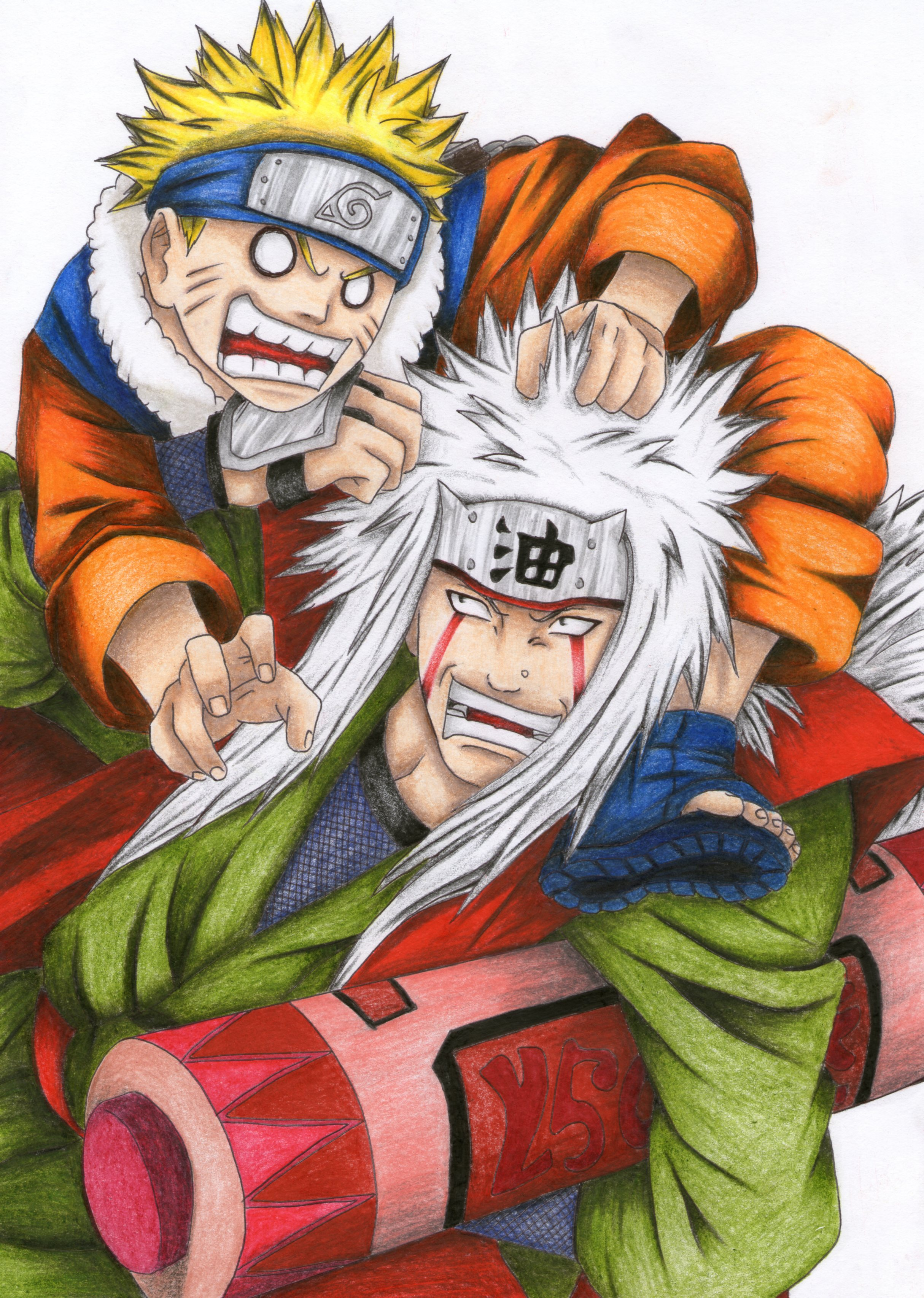 Tags: Anime, NARUTO, Ninja, Uzumaki Naruto, Humor, Fighting, Jiraiya