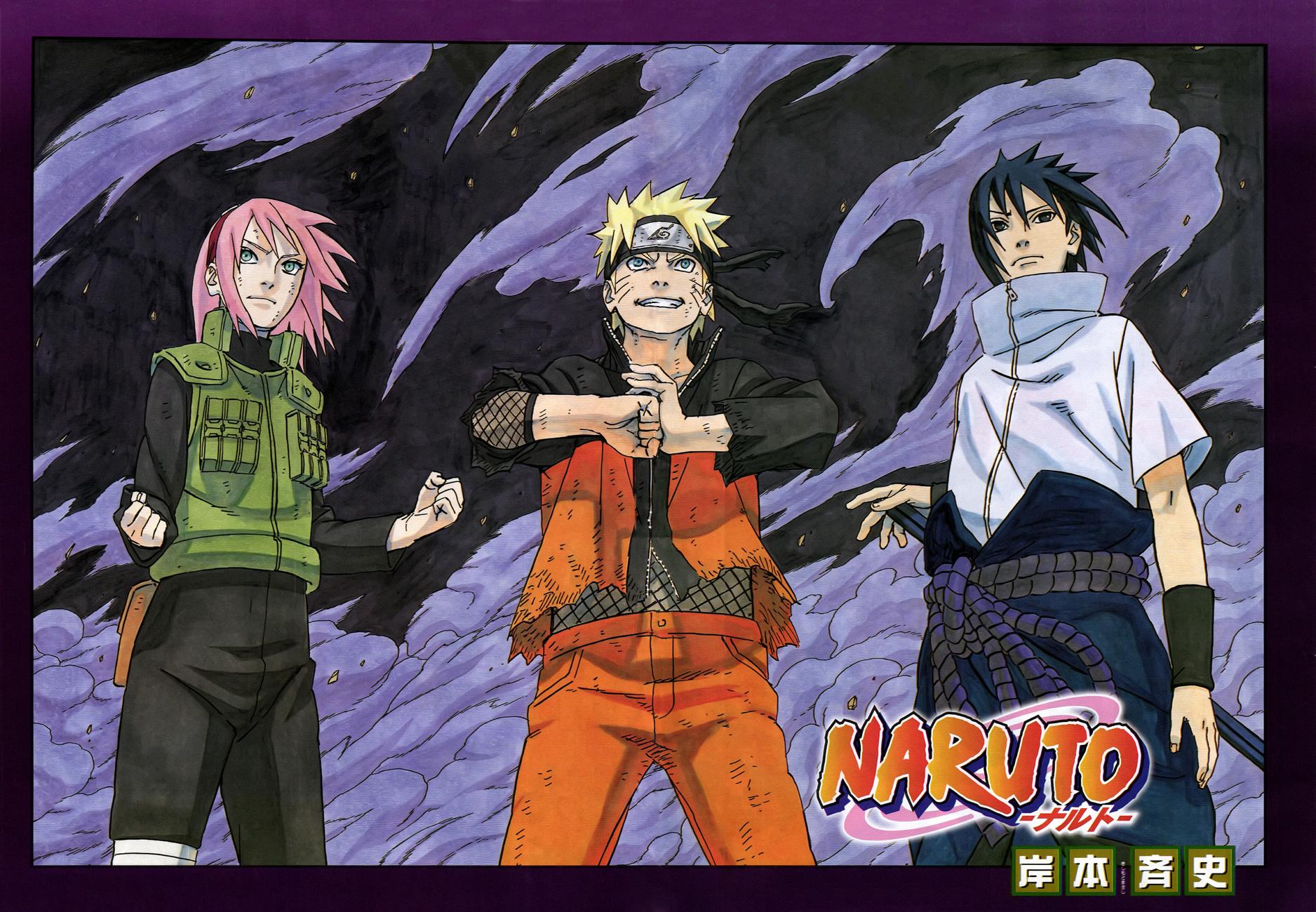 Uncategorized Naruto Manga Color Pages naruto image 1510366 zerochan anime board view fullsize image