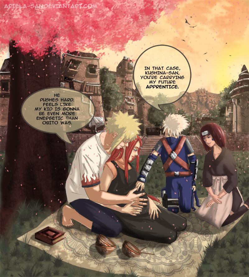 Naruto fanfiction minato mpreg