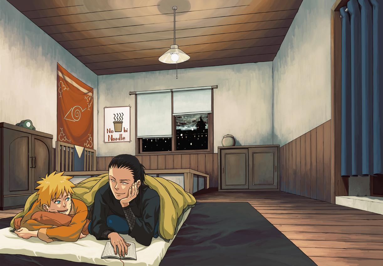Tags Anime Pixiv Id 3158980 Naruto Nara Shiru Uzumaki