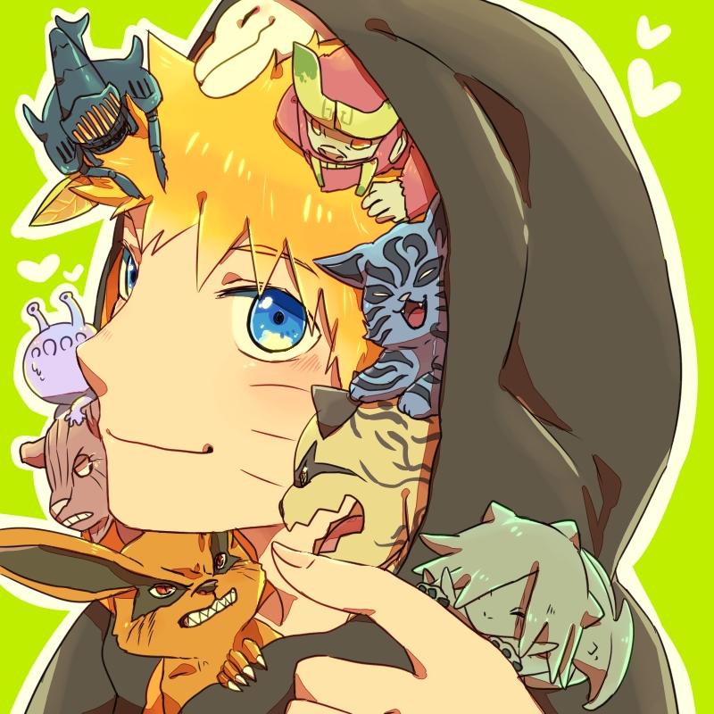 Nibi no Bakeneko (Two-tailed Monster Cat) - NARUTO | page ...