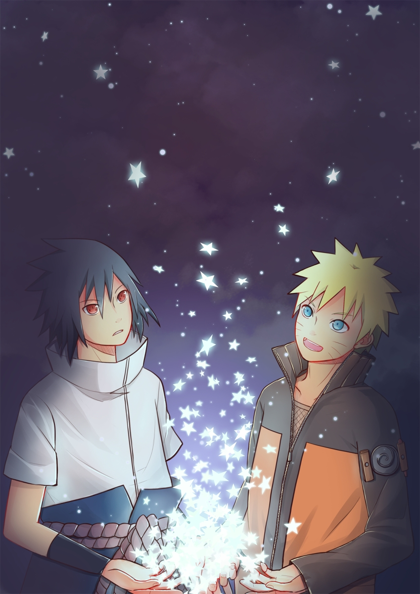 Download Wallpaper Naruto Night - NARUTO  Pic_598365.jpg