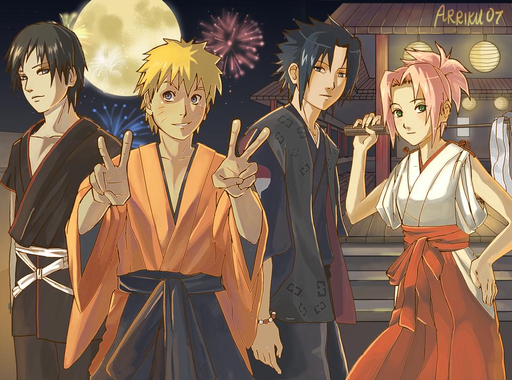 Sakura And Sai Time Travel Fanfiction