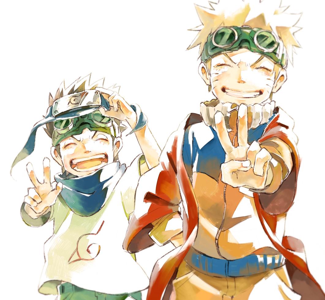For Independence Day, here's Naruto, Sakura and Sasuke riding ...